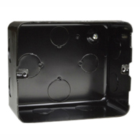 54001X45 Wall Box for Mounting Pop-Up Floor Box Covers in Concrete Floors