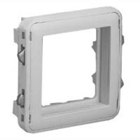 69582X45 Modular Support Frame IP20 Accepts 22.5 & 45x45mm Devices