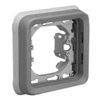 69681X45 Single Gang Panel Mount Frame IP55