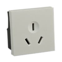 10 Amp 250V 74700x45 China Outlet Receptacle GB1002/GB2099