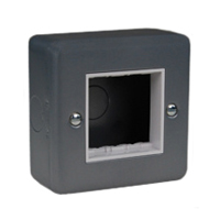 79235x45 45X45 Outlet Metal Surface Box