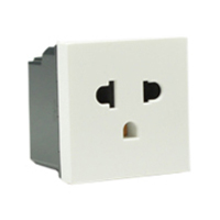 16A-250V & 15A-127V 85100x45 Asia Outlet, Thailand Outlet Receptacle
