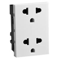 85100X45D Brazilian Duplex Outlet
